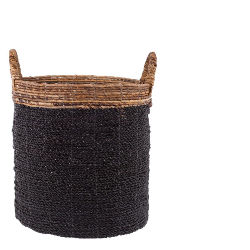 IYABO BASKET BLACK M