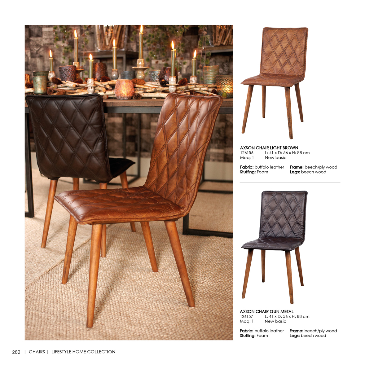 Chairs lifestyle home collection - Lifestyle home collection ...