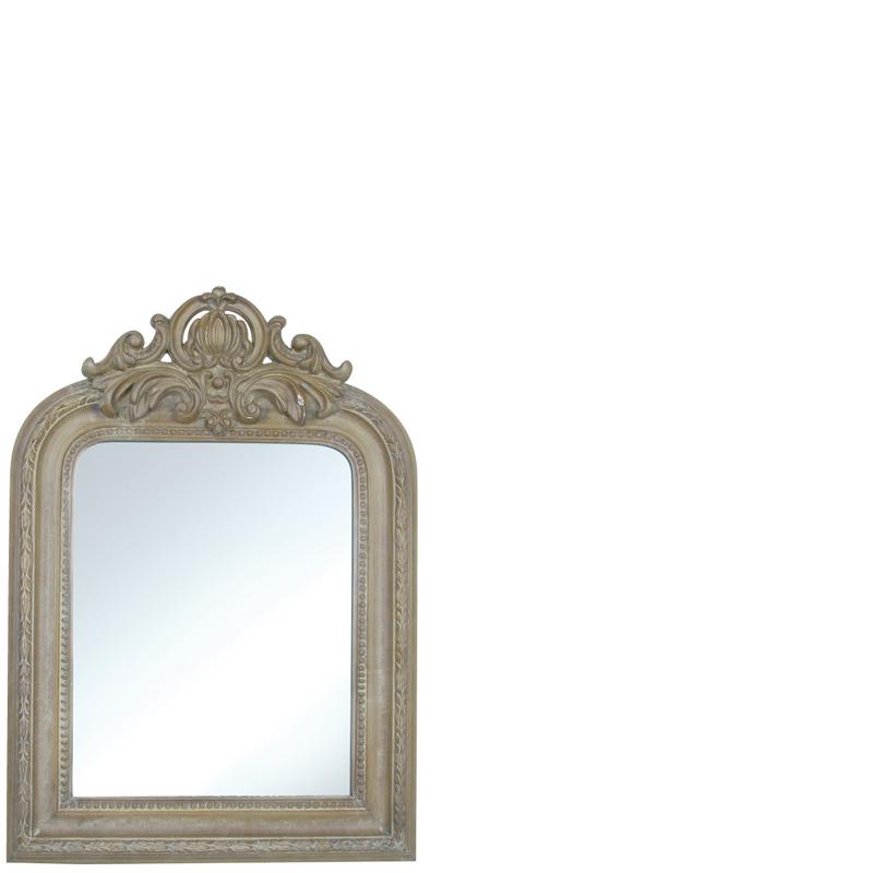 Mirror rivoli washed oak s lifestyle home collection - Lifestyle home collection ...