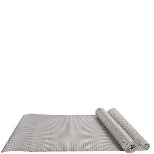 TABLERUNNER SILVER/GREY 45X150