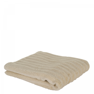 ZERO TWIST BATH TOWEL CREAM 140X70