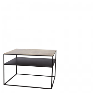 ALMERIA COFFEE TABLE 60X60X40
