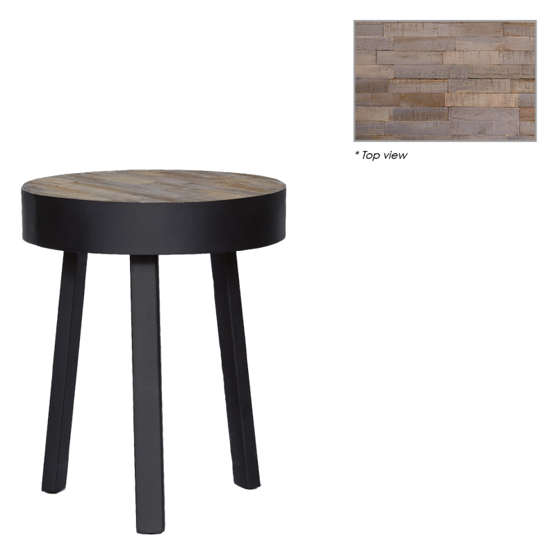MICHAEL ROUND COFFEE TABLE Ø-40/H-49