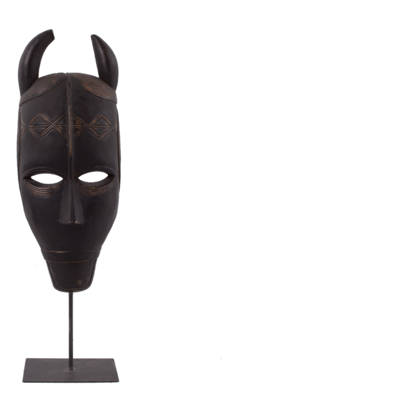 JAFARU MASK ON STAND