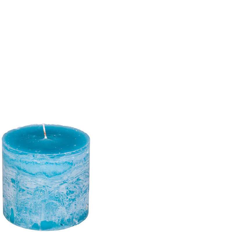 BERT CANDLE Ø10X10 ROYALBLUE