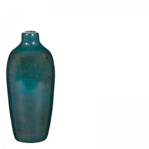 CANYON VASE GREEN