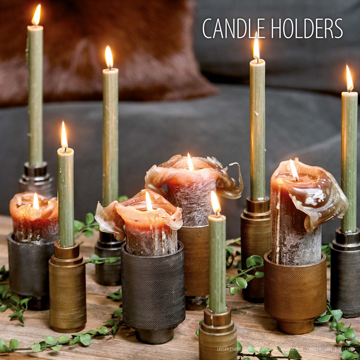 candle holders » LifeStyle - Home Collection