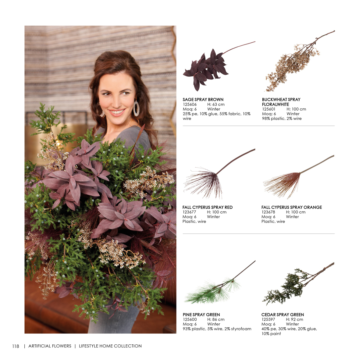 Artificial flowers lifestyle home collection - Lifestyle home collection ...