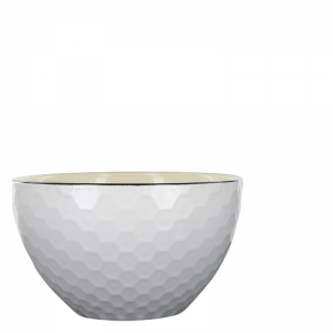 KRIS CEREAL BOWL WHITE