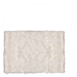 TIBETAN LAMB FUR CARPET NATURAL 240X170