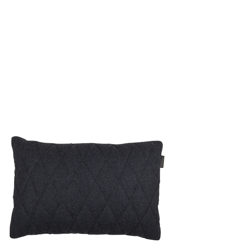ZOLA PILLOW DARK GREY 60x40