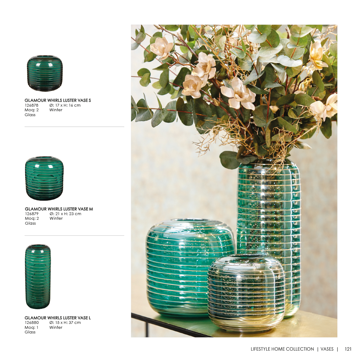 Vases lifestyle home collection - Lifestyle home collection ...