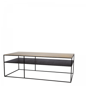 ALMERIA COFFEE TABLE 120X60X40