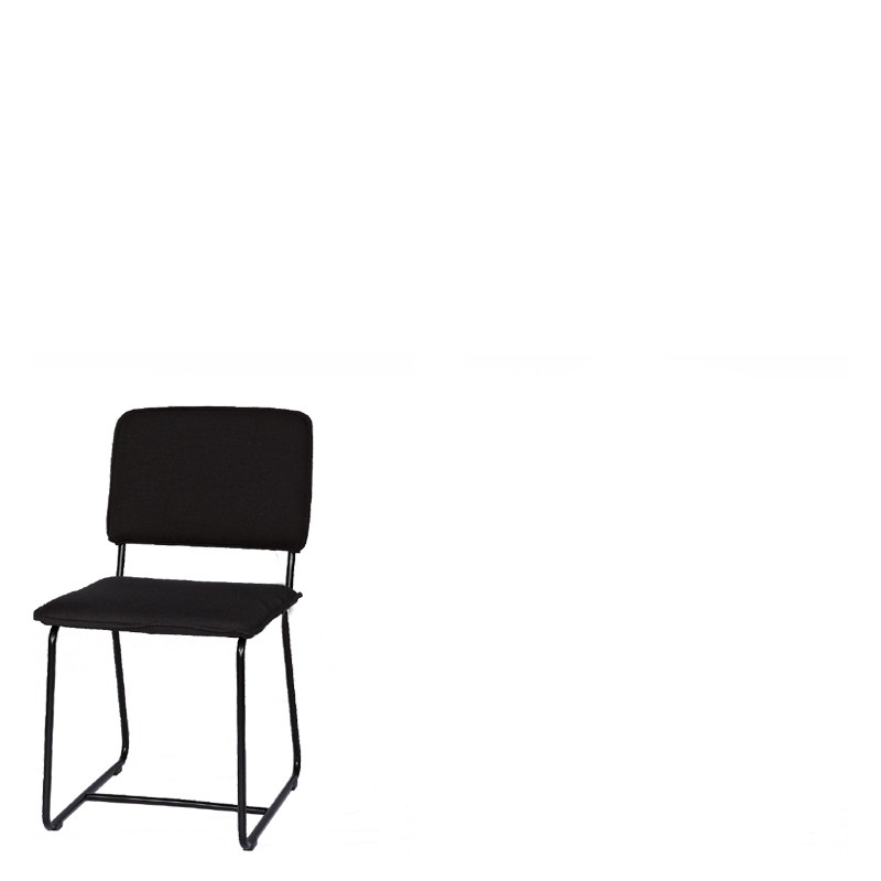 PORTER DINING CHAIR ANTHRACITE