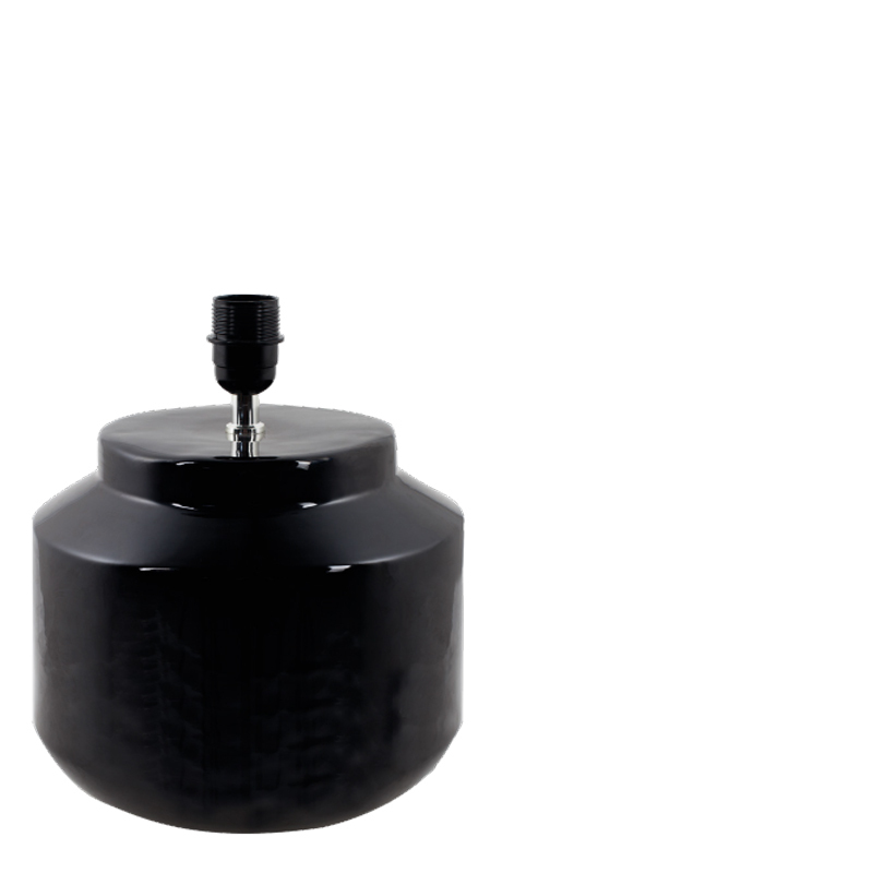 BASILIO LAMP BASE BLACK