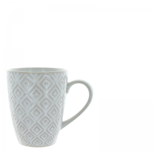 IVY TEA MUG SQUARE