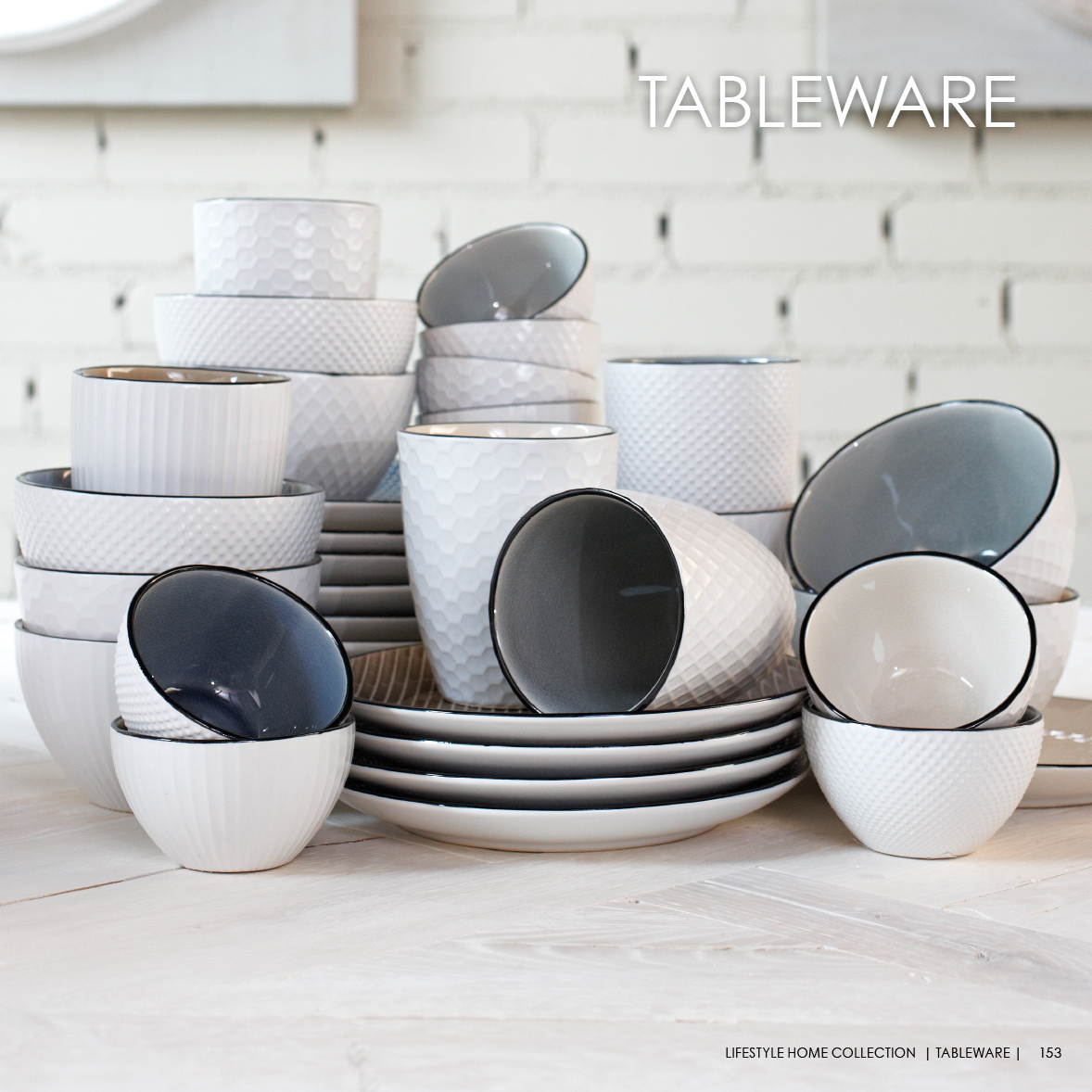Tableware lifestyle home collection - Lifestyle home collection ...