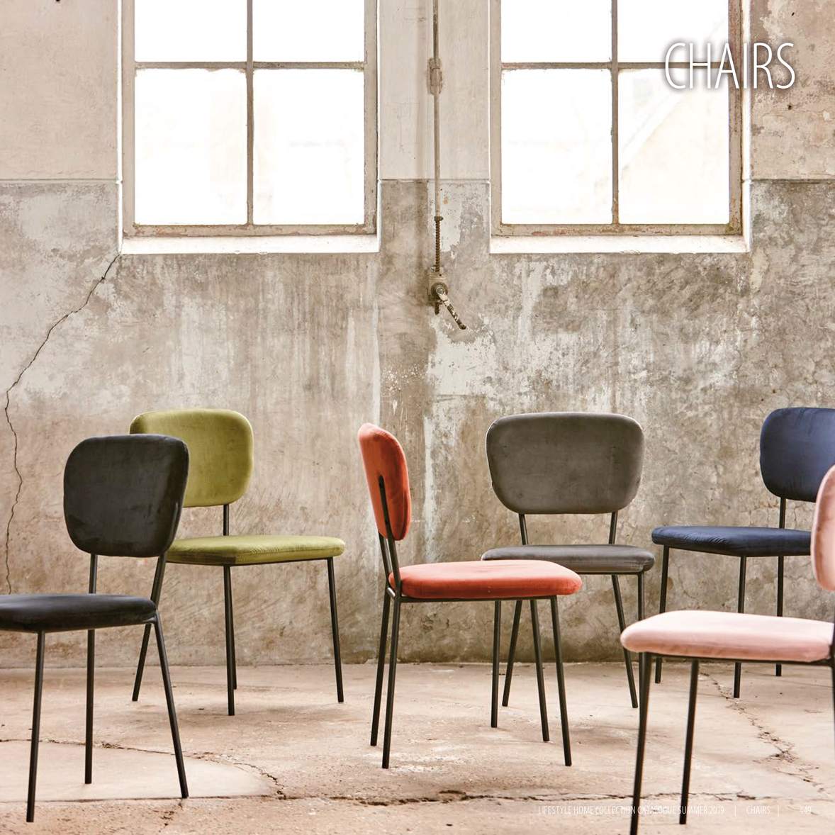 Chairs » LifeStyle - Home Collection