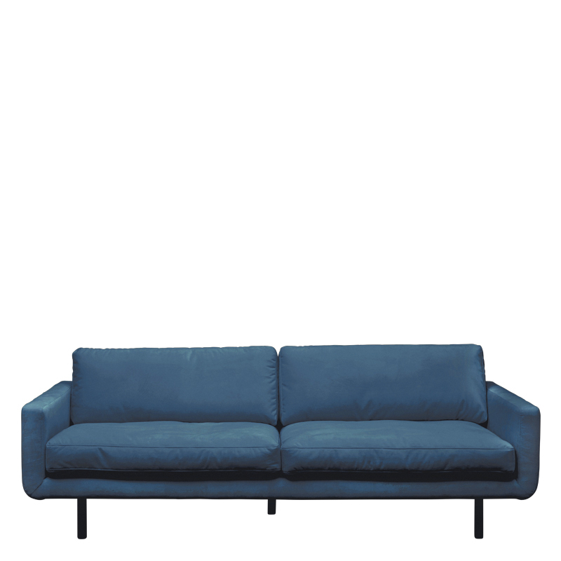 GENUA SOFA VELVET DENIM