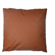 WISCONSON PILLOW COGNAC 50X50