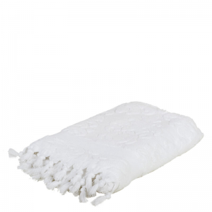 HAMMAM TOWEL WHITE L