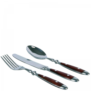 ROSEWOOD CUTLERY S/18