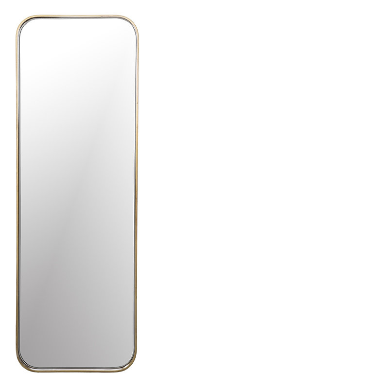 ANTIQUE GOLD FULL LENGTH MIRROR 180X60