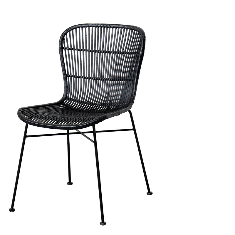 KYOTO DINING CHAIR BLACK