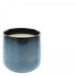 EARTHBEAUTY FRAGRANCE CANDLE BLUE