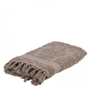 HAMMAM TOWEL GREY L