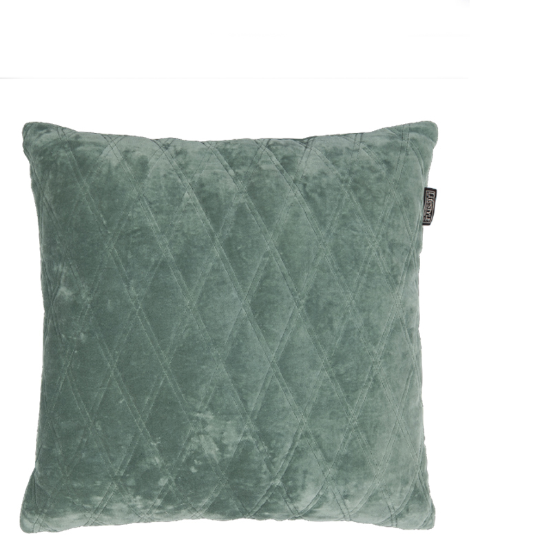DASCHA PILLOW SEA GREEN 50X50