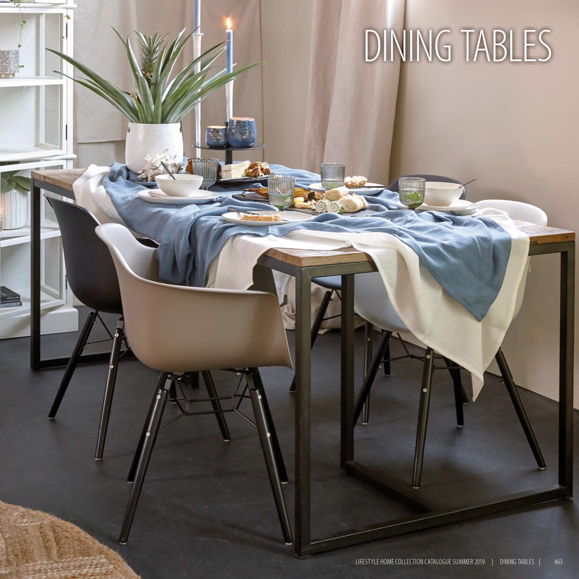 Tables » LifeStyle - Home Collection