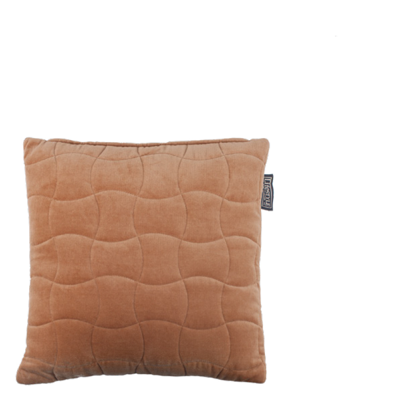 AMBER PILLOW BROWN ORANGE
