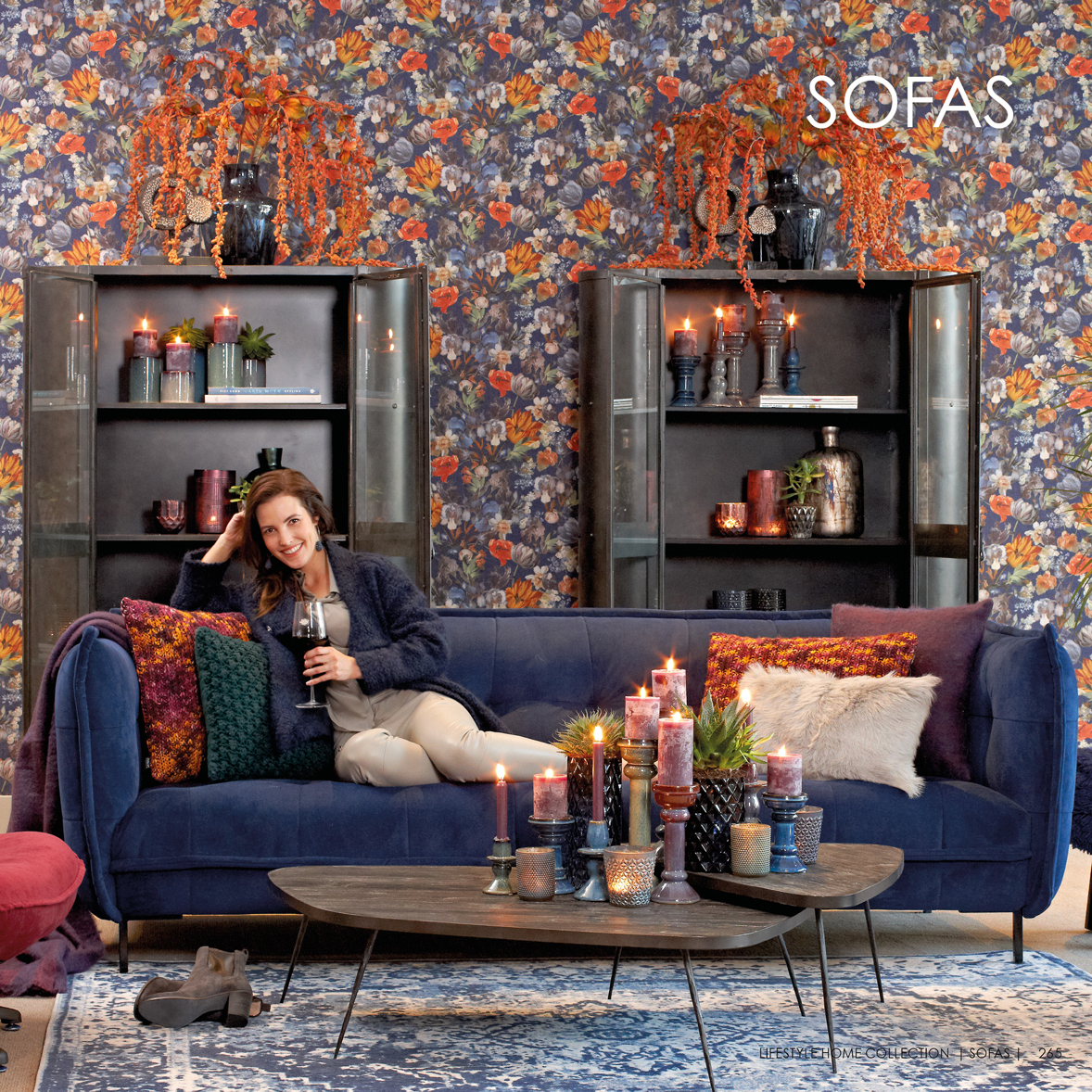 Sofas lifestyle home collection - Lifestyle home collection ...