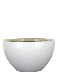 KRIS CEREAL BOWL TAUPE