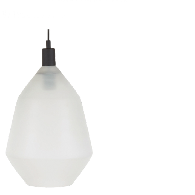 DOLIN HANGING LAMP WHITE