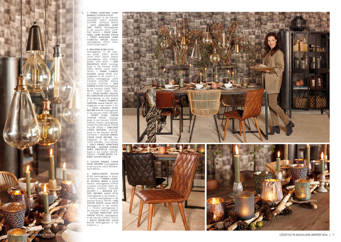 Lifestyle 94 magazine lifestyle home collection - Lifestyle home collection ...