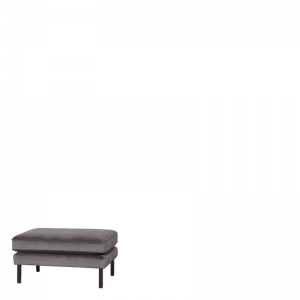 PERUGIA HOCKER SEVEN GREY