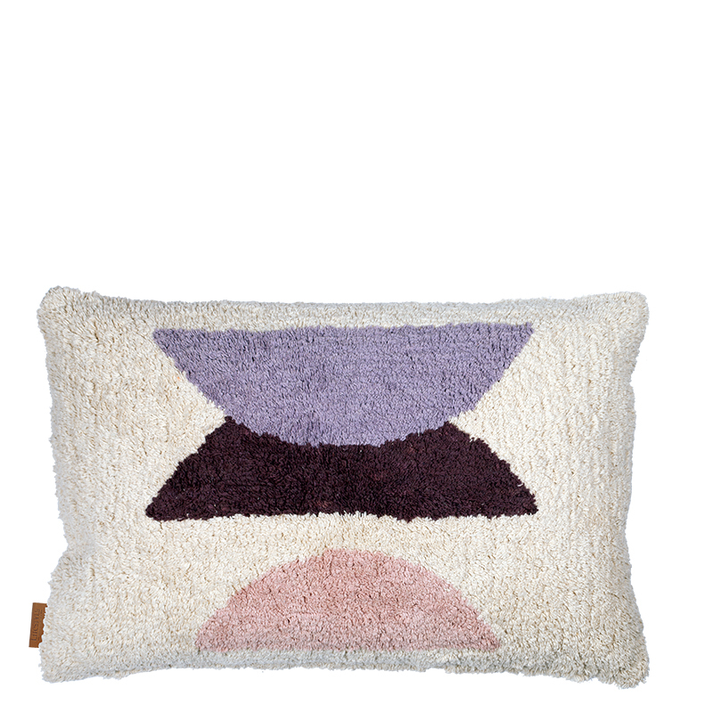 ADELINE PILLOW NIRVANA 60X40 CM