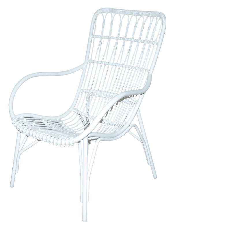 PALM BEACH SUNSEA LOUNGECHAIR WHITE