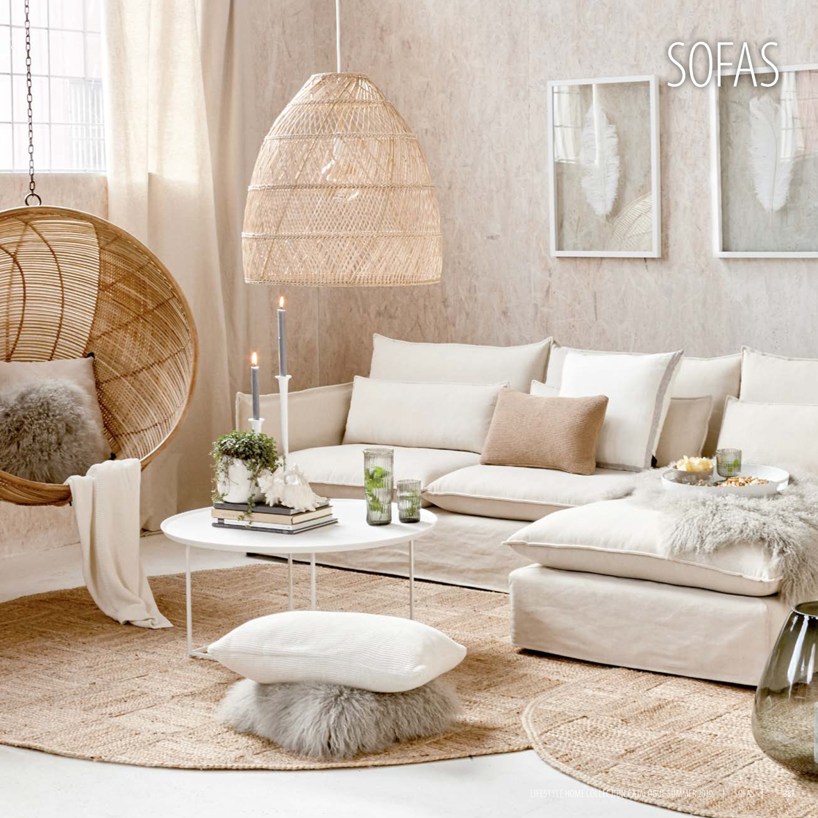 Sofas » LifeStyle - Home Collection