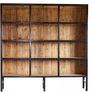 BELLPORT CABINET BLACK L