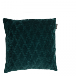 DASCHA PILLOW DARK GREEN 50X50