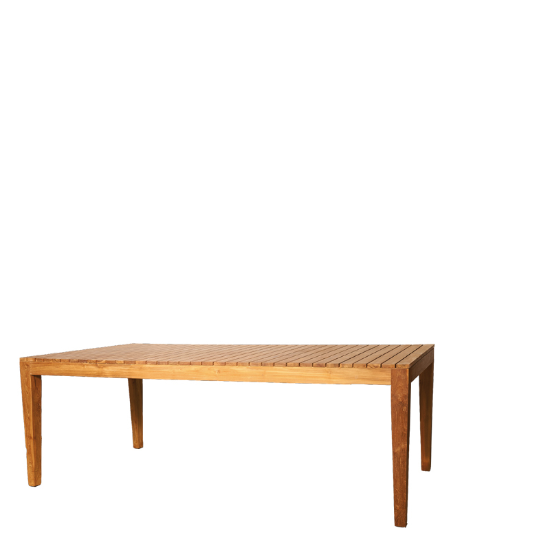 CLIFTON BEACH DINING TABLE 200x95