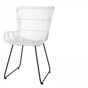 EVORA CHAIR WHITE