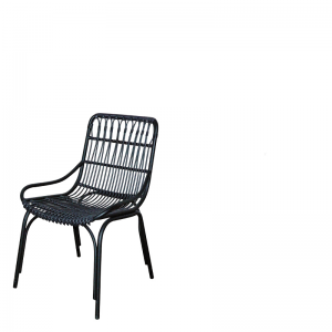 PALM BEACH CITY DINING CHAIR GREY