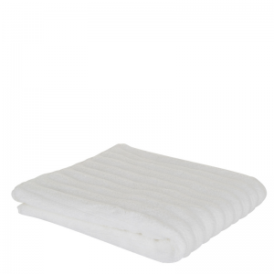 ZERO TWIST BATH TOWEL WHITE  140X70
