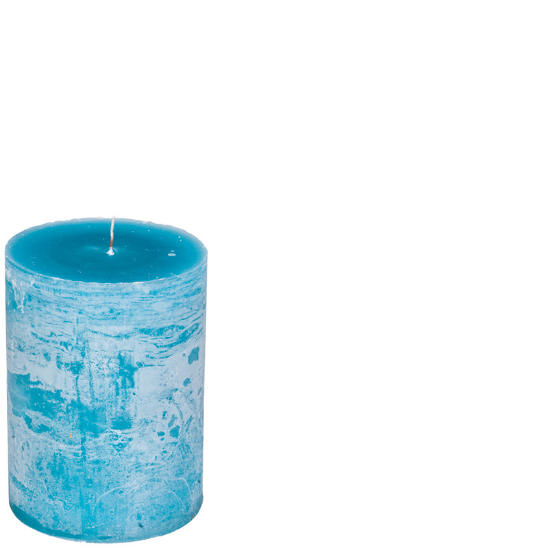 LUDO CANDLE Ø10X15 ROYALBLUE