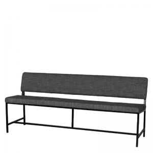 ATKINSON BENCH 160CM ANTHRACITE