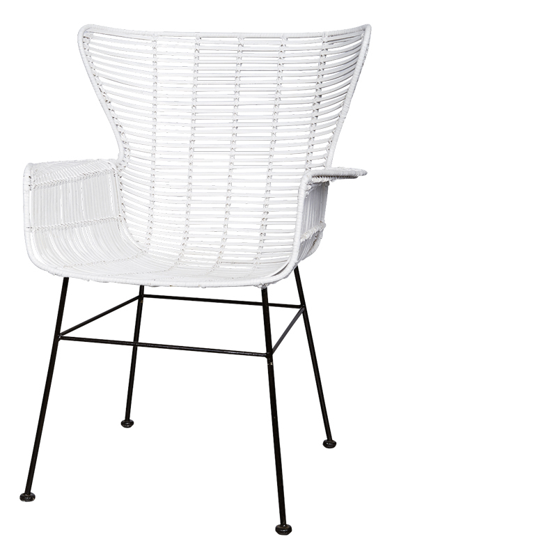 TAVIRA CHAIR WHITE